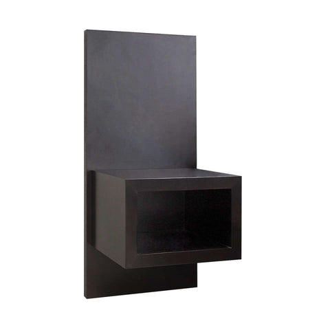 Hampton Hanging Bedside Table