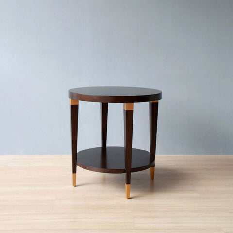 Hampton Round Side Table - Vinoti Living