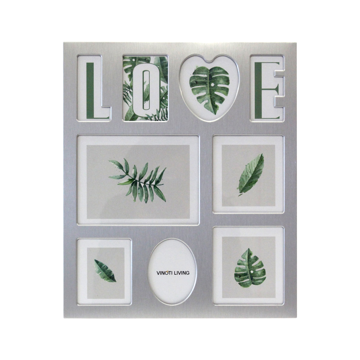 Costa Love Collage Photo Frame - Vinoti Living