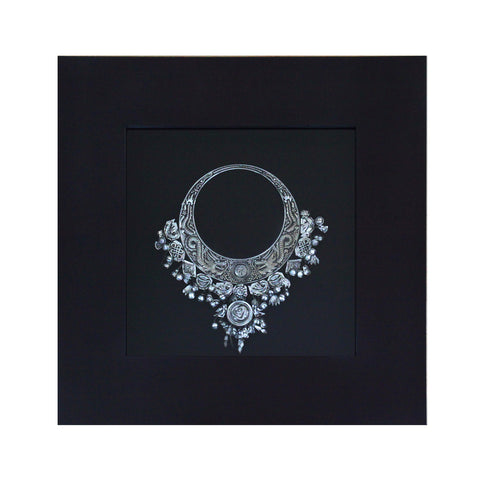 Imperial Silver Necklace