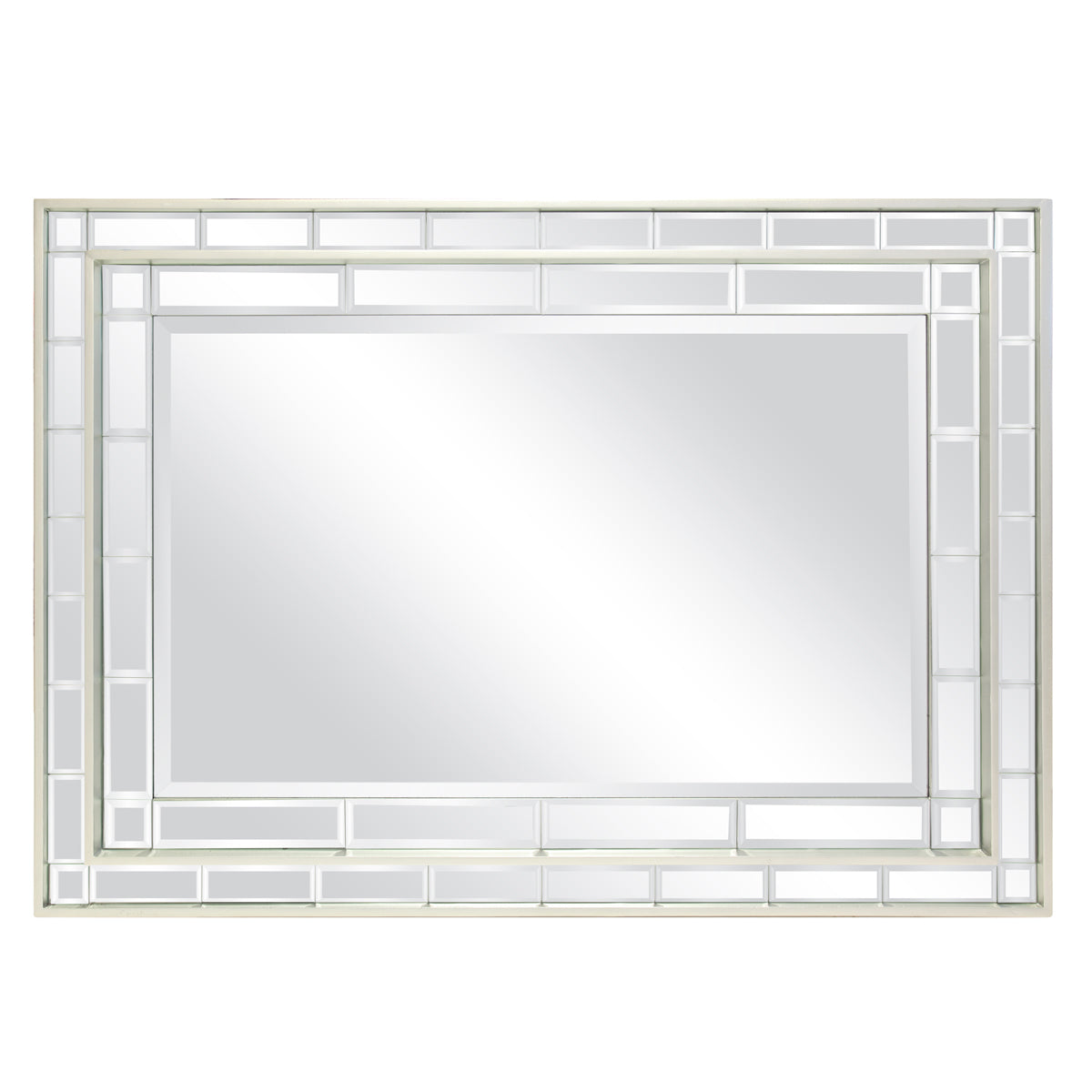Jardin Bricks Mirror