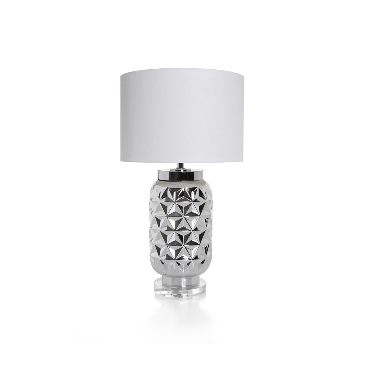 Luxor Diamond Cut Table Lamp