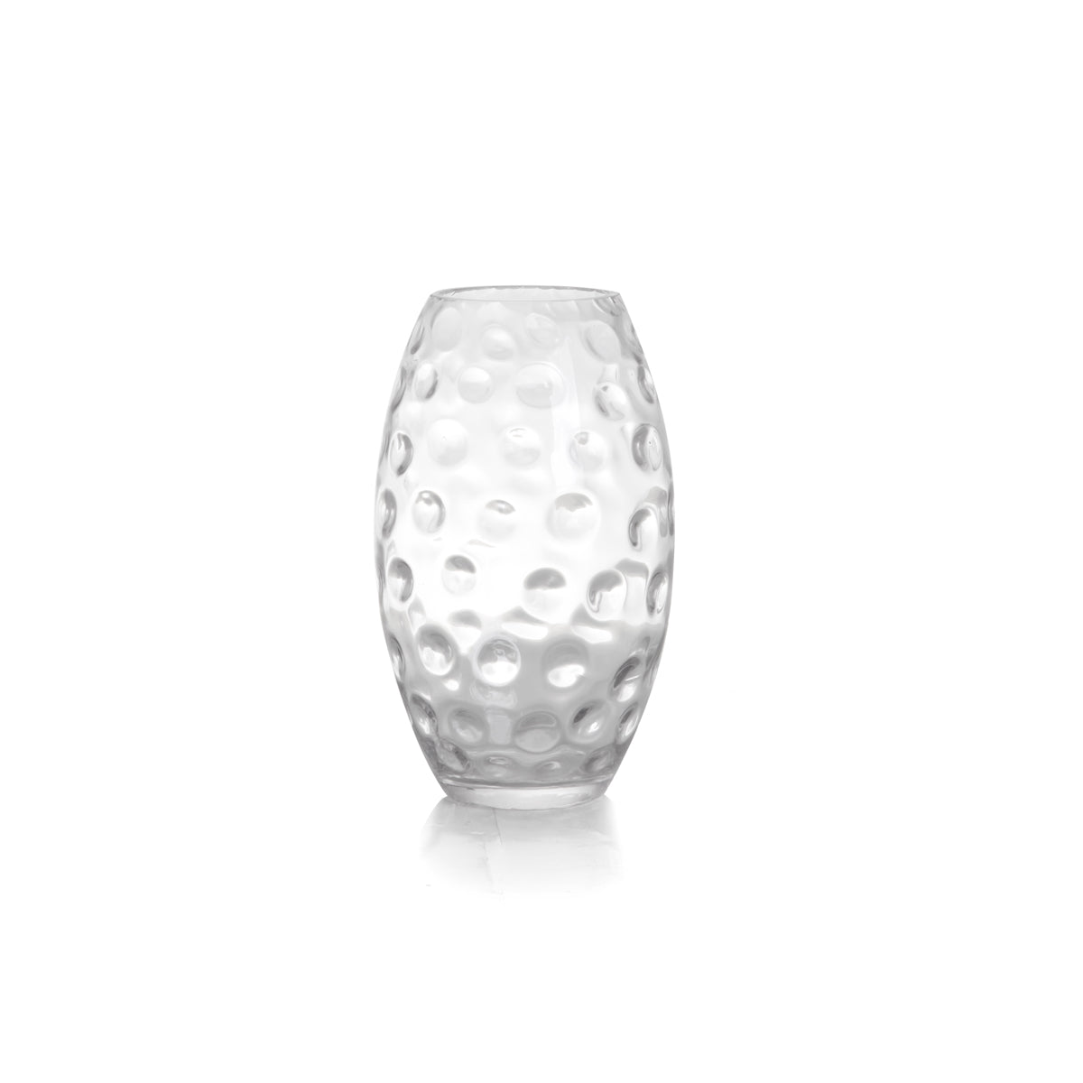 Luxor Escala Vase Medium - Clear