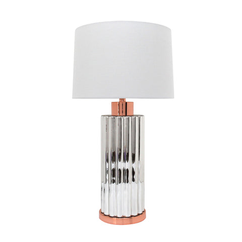 Lumiere Pillar Table Lamp