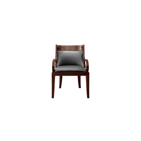 Manhattan Round Back Arm Chair