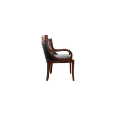 Manhattan Round Back Arm Chair - Vinoti Living