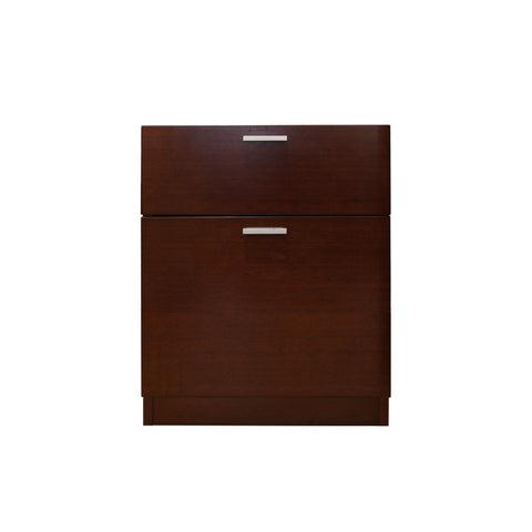 Manhattan Mobile Pedestal - 2 drawers