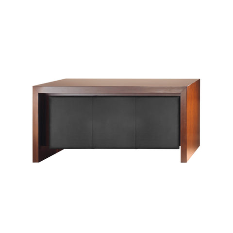 Manhattan Medium Working Desk (leather)