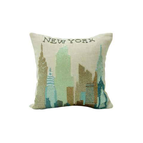 New York Cushion with Insert