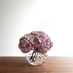 Bouquet Hydrangea Purple