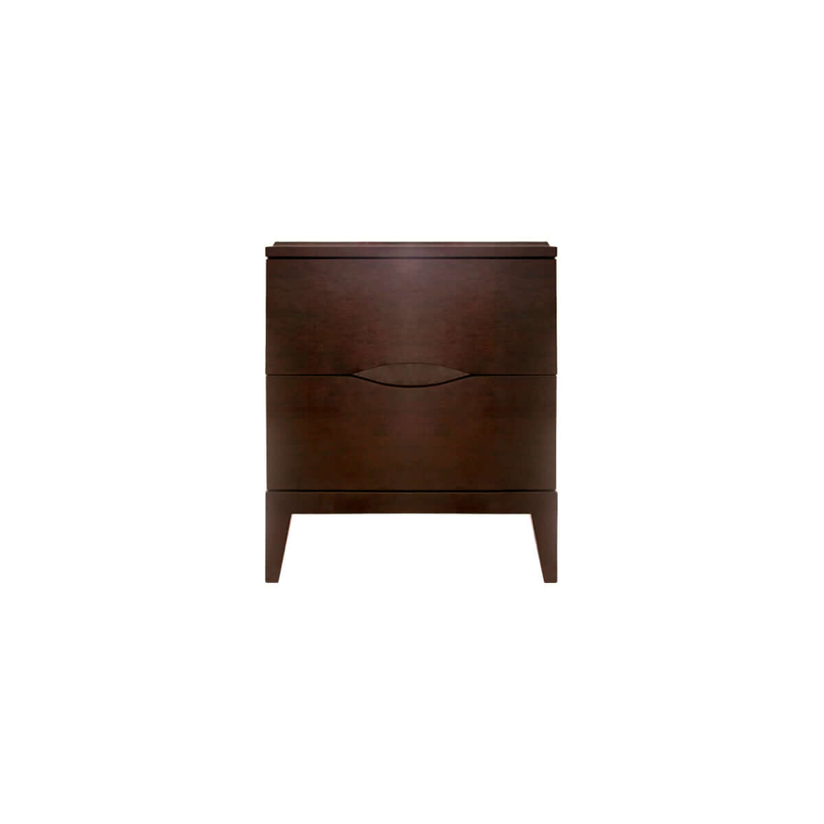 furniture jakarta bali indonesia two drawer bedside table meja dekoruma