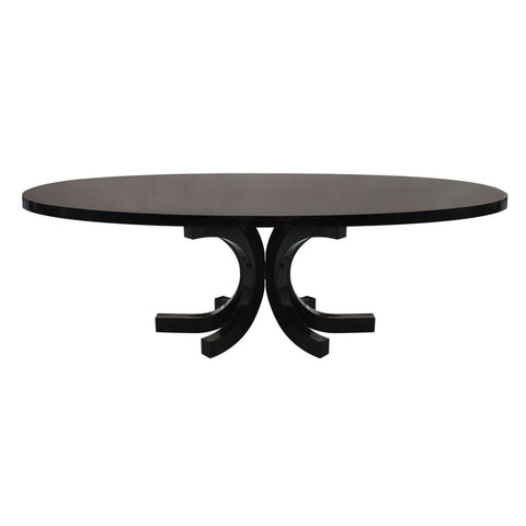 Newbury Oval Dining Table