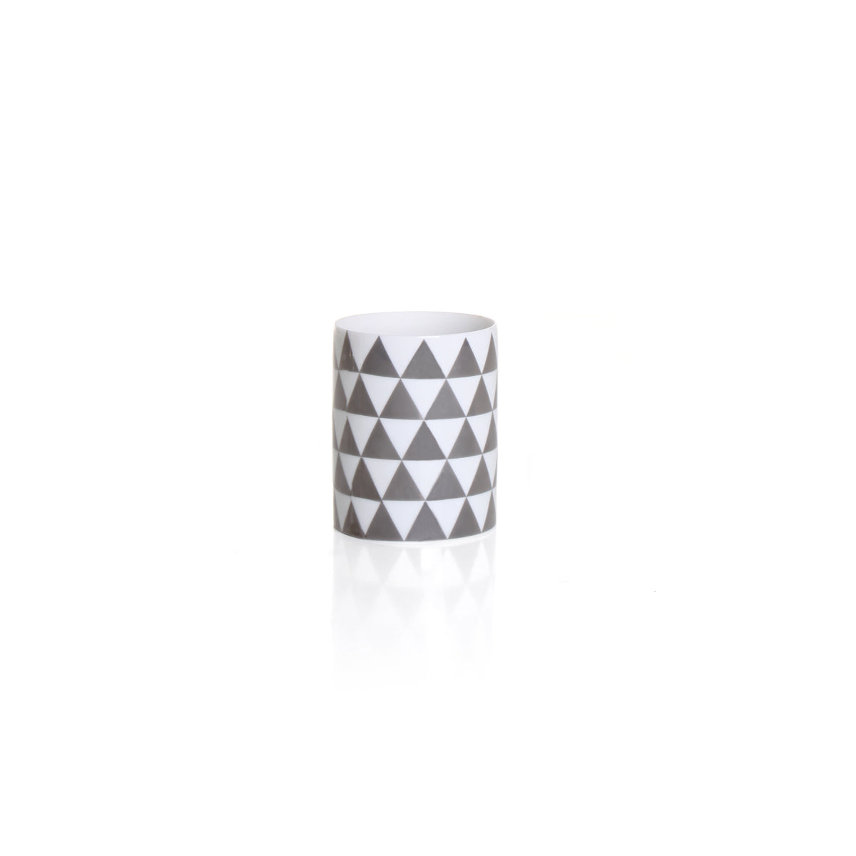 Oliver Triangles Candle Holder