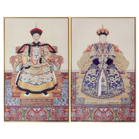 Royal Emperor & Royal Empress set of 2