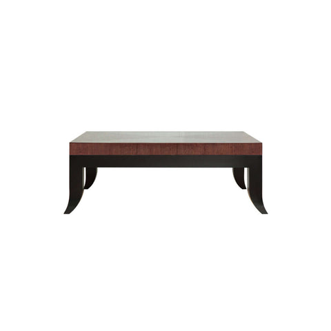 classic yet stylish presidio coffee table