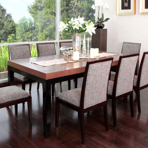 indonesian furniture - rectangular dining table available in Jakarta, Surabaya, Bali, and Palembang