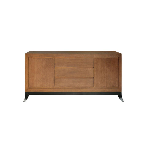indonesian furniture online - presidio sideboard with flared legs