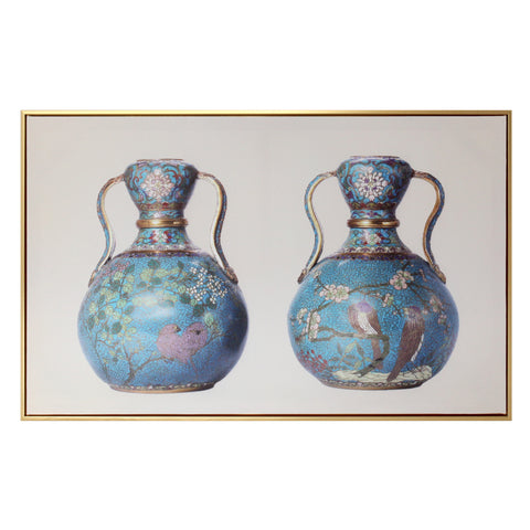 Royal Vases Blue