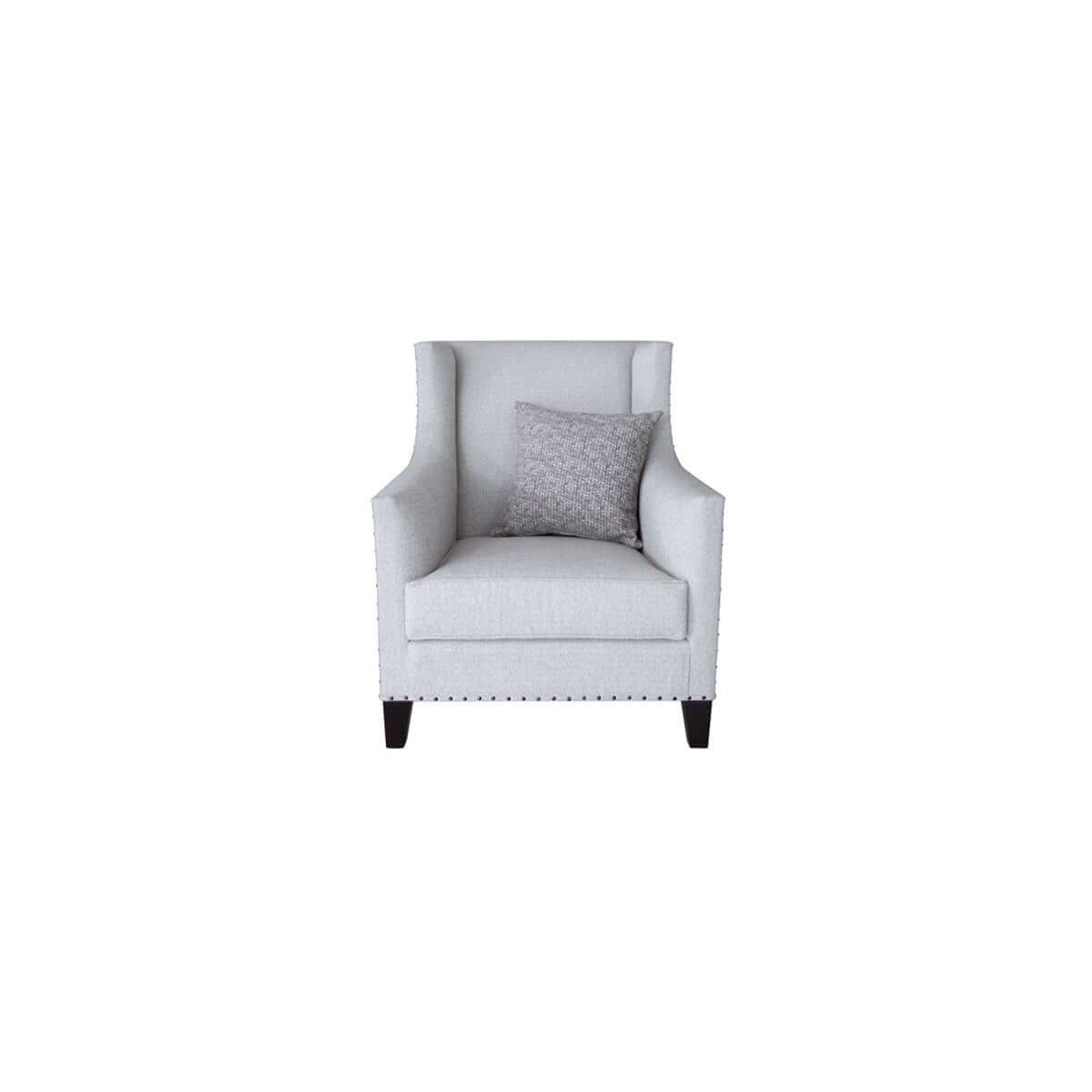 Ricard one seat sofa, classic design refined modern style