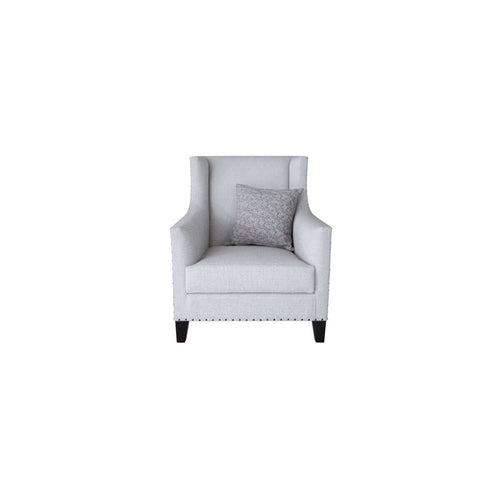 Ricard one seat sofa, classic design refined modern style furniture