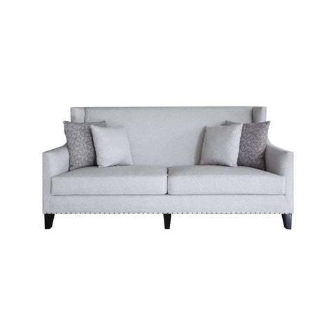 Ricard three seat sofa, classic design refined modern style