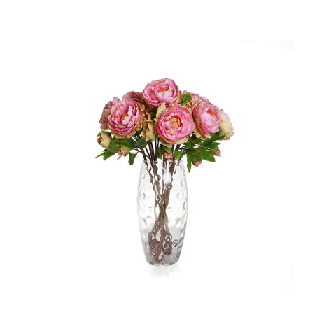 Spring Peony - Pink Bunch Set of 12