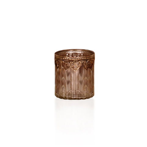 Agra Cylinder Medium Bronze