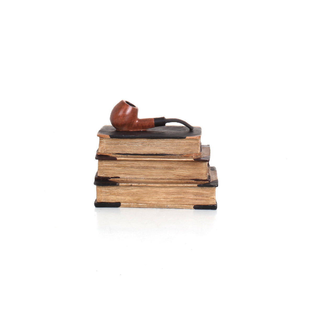 Serene Pipe Bookends