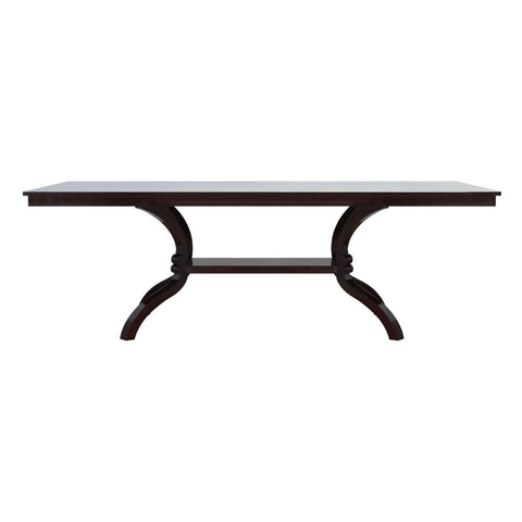 indonesian furniture - dining table, meja makan