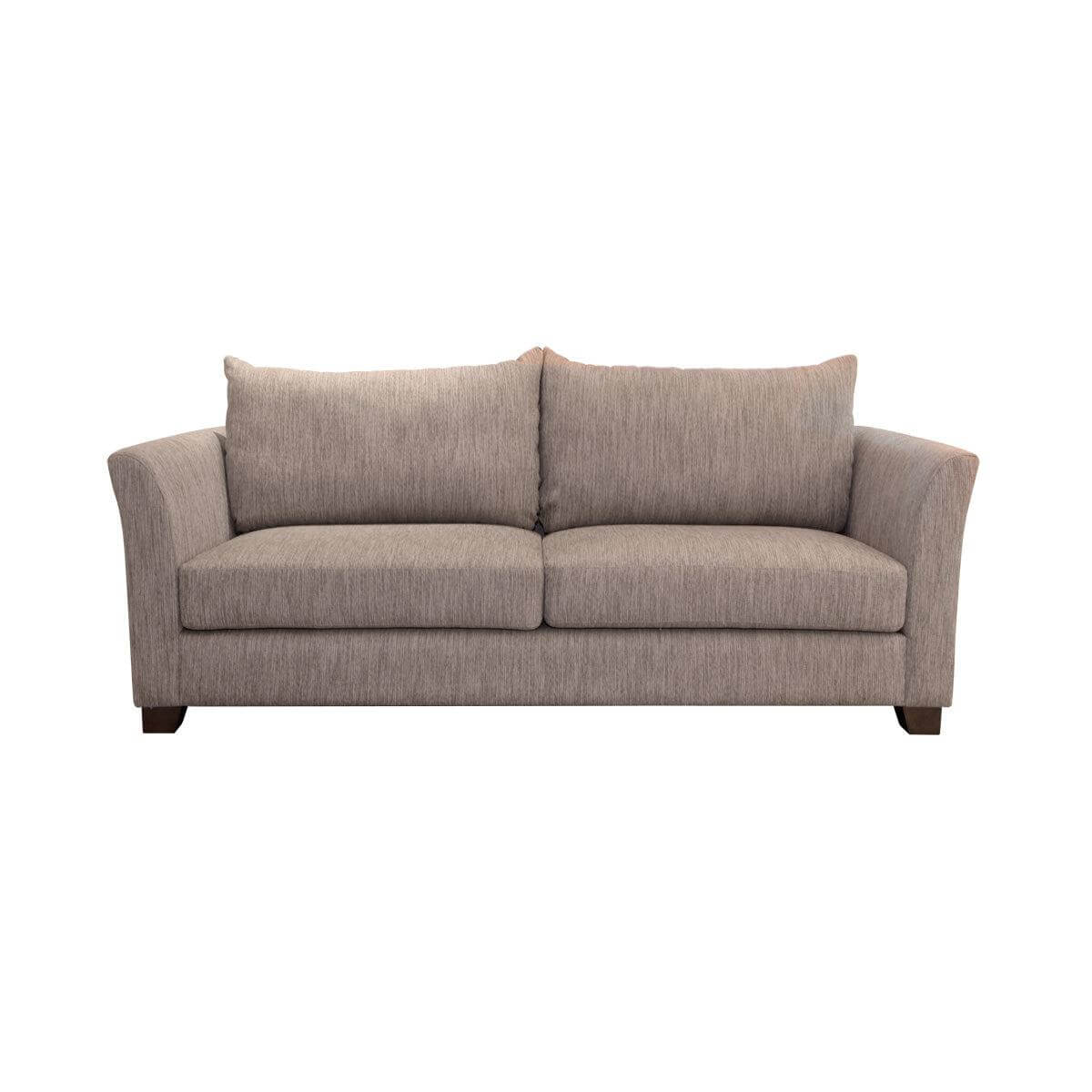 Simplicity three seat sofa, honesty and clean lines sofa