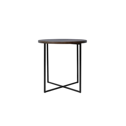 new and contemporary Soho round side table