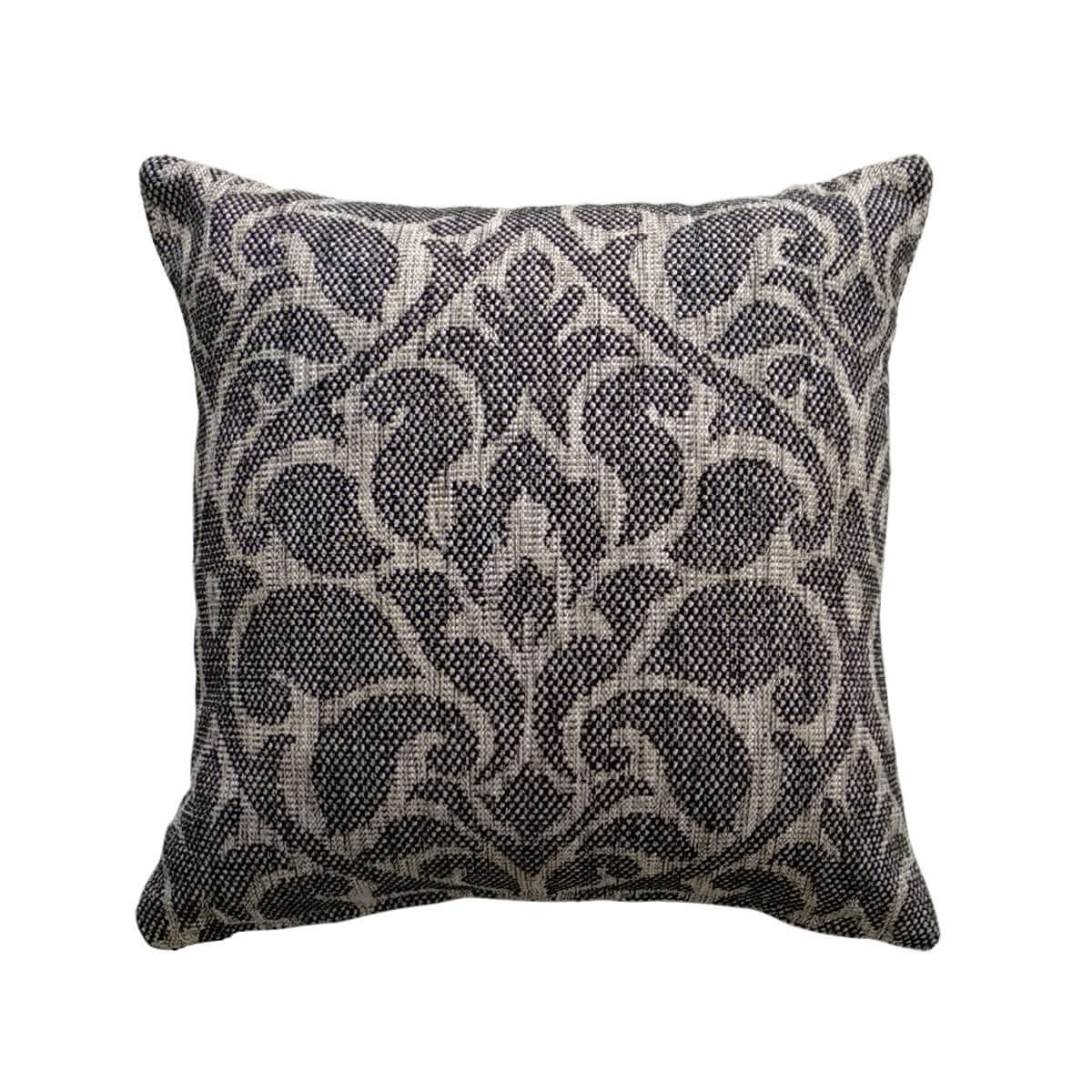Tara Charcoal Cushion Cover