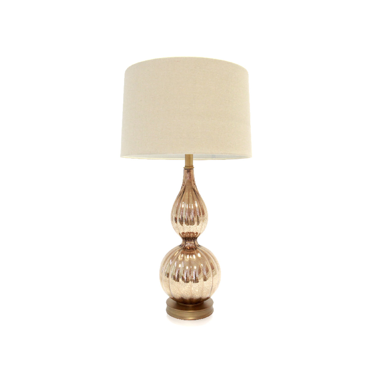 Serenity Gourd Table Lamp