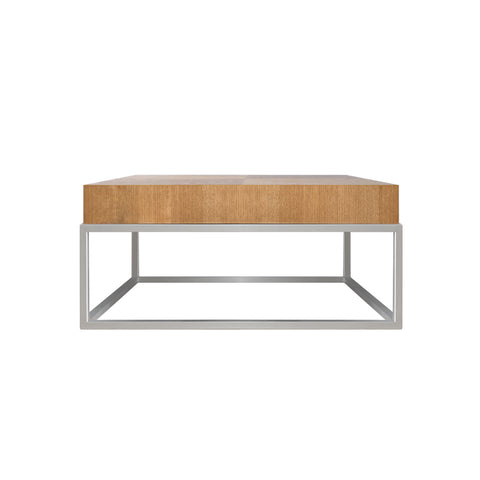 metropolitan and modern coffee table