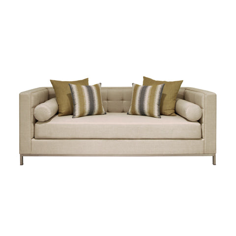 Tom Collins 3-Seat Sofa - metropolitan and modern feel