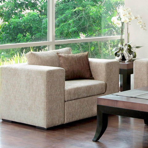 Tribeca 1-Seat Sofa - handsome and tasteful