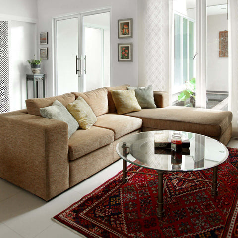 Tribeca L-shape 2-seat sofa