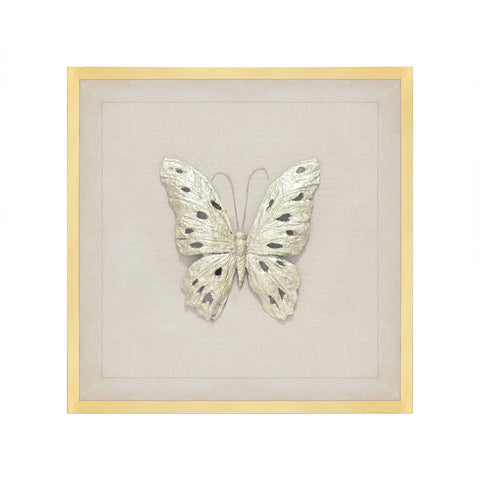 Alhambra Butterfly Silver