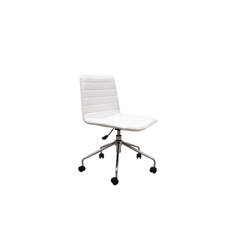 Vilato Study Chair - V 810B-1 White