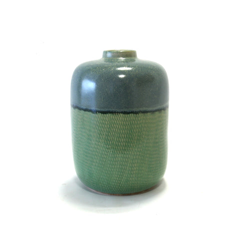 Verde Grass Bottle Vase