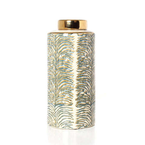 Terra Canister - Green Gold