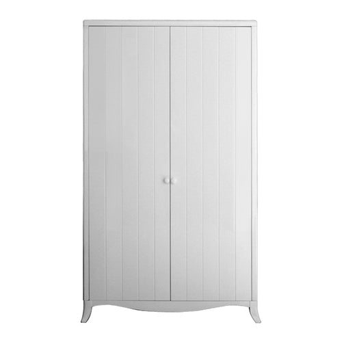 simple and stylish Verona wardrobe 2 doors