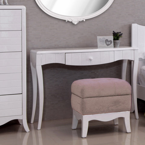 simple and stylish Verona dressing table