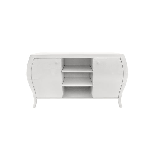 indonesian furniture online - white sideboard