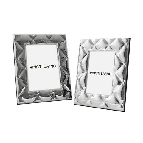 Costa Quilt Photo Frame - Vinoti Living