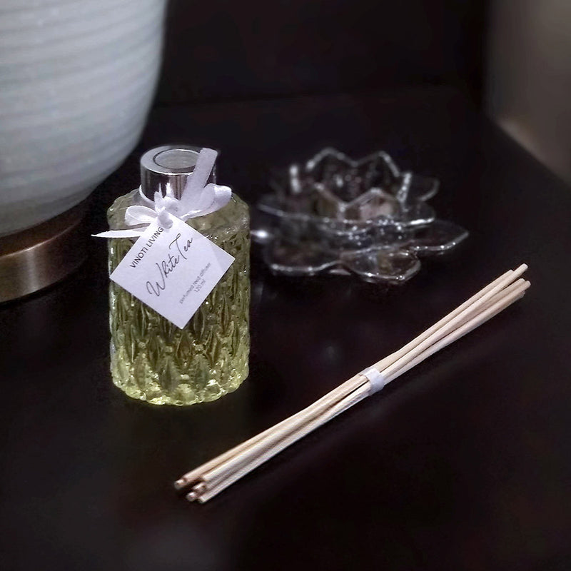 Reed Diffuser - White Tea