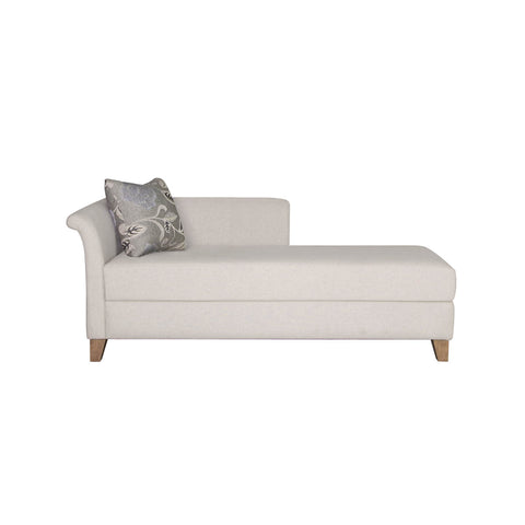 colette daybed curvy slim lines sofa