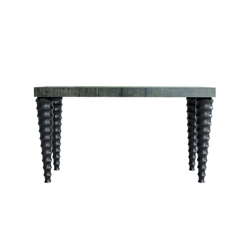 unique and bold flair accent table