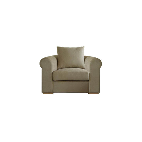 Tuscany 1-Seat Sofa - classic look paired with modern