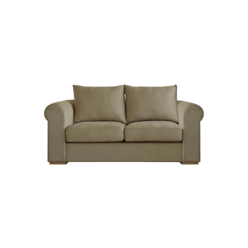 Tuscany 2-Seat Sofa - classic look paired with modern